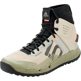 adidas Five Ten Trailcross Mid Pro Chaussures pour VTT Homme, feather grey/core black/sig. coral